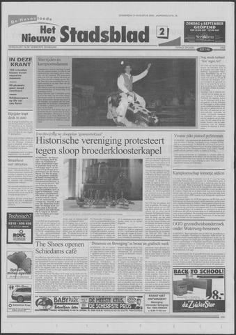 Het Nieuwe Stadsblad 2000-08-31