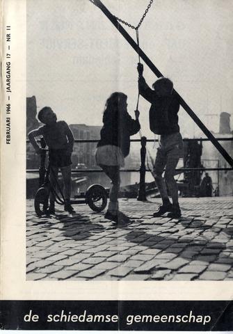 Schiedamse Gemeenschap (tijdschrift) 1966-02-01