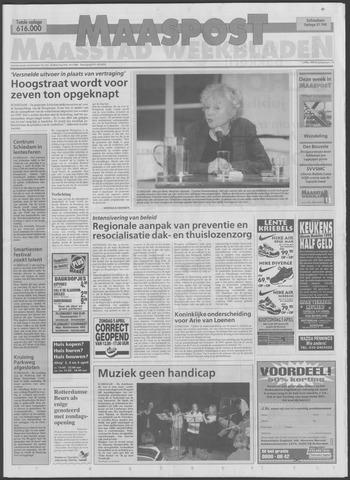 Maaspost / Maasstad / Maasstad Pers 1998-04-01