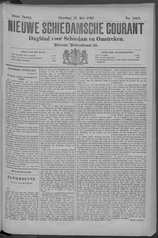Nieuwe Schiedamsche Courant 1897-05-25