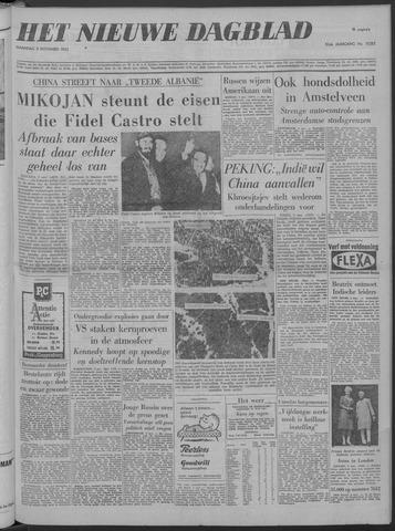 Nieuwe Schiedamsche Courant 1962-11-05