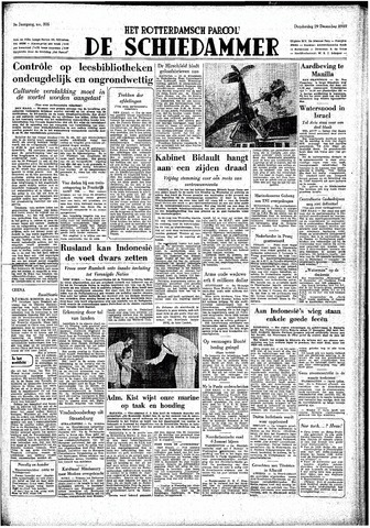 Rotterdamsch Parool / De Schiedammer 1949-12-29