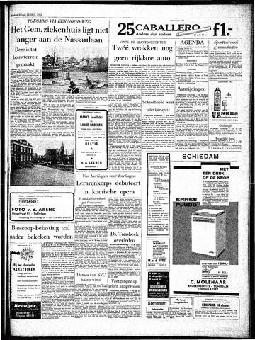 Rotterdamsch Parool / De Schiedammer 1962-12-20