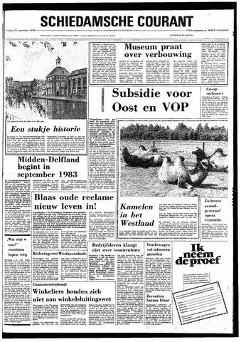 Rotterdamsch Nieuwsblad / Schiedamsche Courant / Rotterdams Dagblad / Waterweg / Algemeen Dagblad 1979-09-21