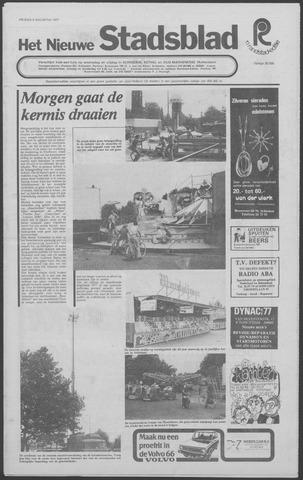 Het Nieuwe Stadsblad 1977-08-05