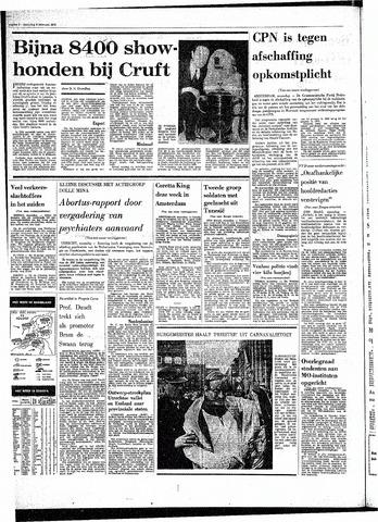 Rotterdamsch Parool / De Schiedammer 1970-02-09