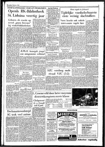 Rotterdamsch Parool / De Schiedammer 1962-02-07