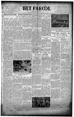 Rotterdamsch Parool / De Schiedammer 1946-02-26