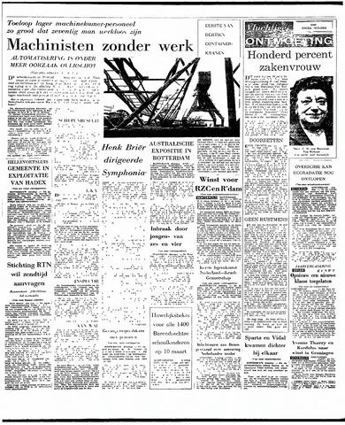 Rotterdamsch Parool / De Schiedammer 1966-01-25