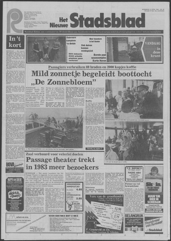 Het Nieuwe Stadsblad 1983-04-13