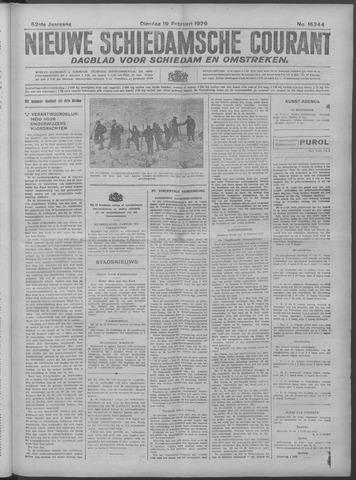 Nieuwe Schiedamsche Courant 1929-02-19