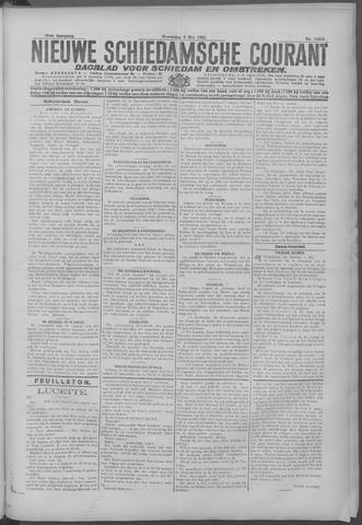 Nieuwe Schiedamsche Courant 1925-05-06