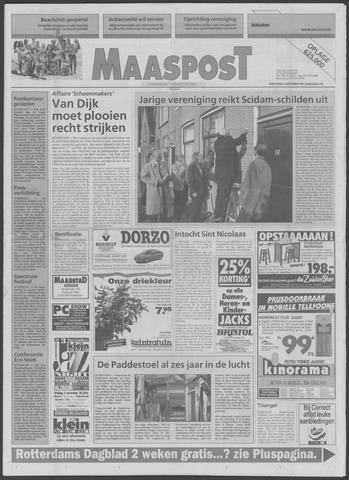 Maaspost / Maasstad / Maasstad Pers 1995-11-01