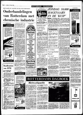 Rotterdamsch Parool / De Schiedammer 1968-02-09