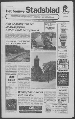 Het Nieuwe Stadsblad 1977-06-03