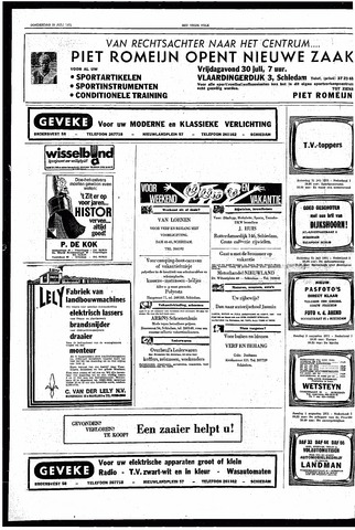 Het Vrije volk 1971-07-29