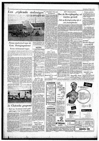 Rotterdamsch Parool / De Schiedammer 1955-03-31