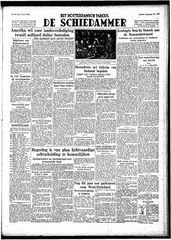 Rotterdamsch Parool / De Schiedammer 1948-06-03