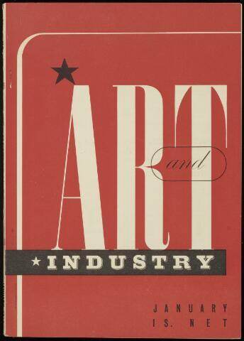 Commercial Art / Art and Industry en 1939