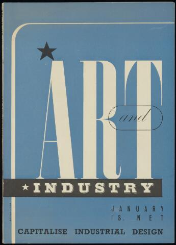 Commercial Art / Art and Industry en 1940