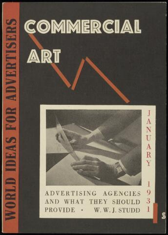 Commercial Art / Art and Industry en 1931