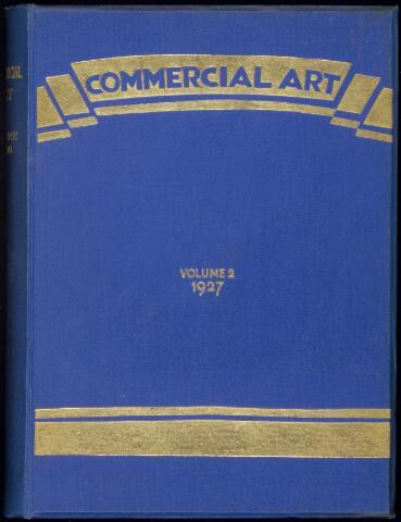 Commercial Art / Art and Industry en 1927