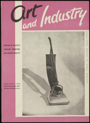 Commercial Art / Art and Industry en 1938