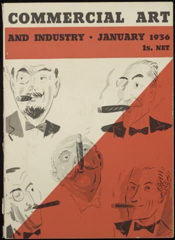Commercial Art / Art and Industry en 1936