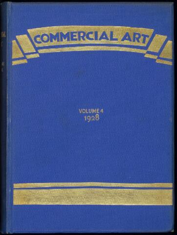 Commercial Art / Art and Industry en 1928