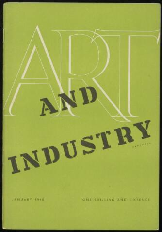 Commercial Art / Art and Industry en 1948