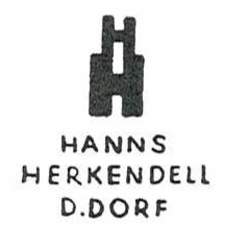 search for more of Hanns Herkendell