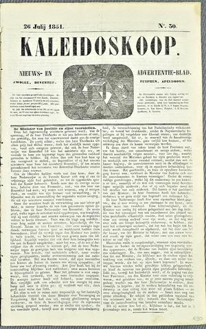 De Kaleidoskoop 1851-07-26