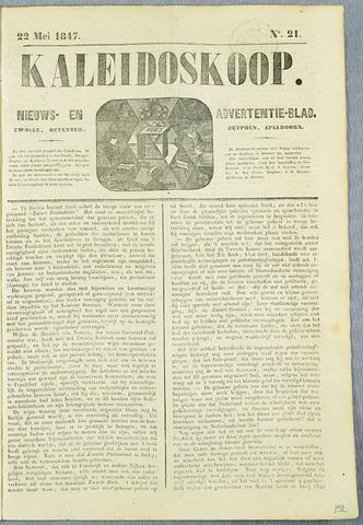 De Kaleidoskoop (1846-1851) 1847-05-22