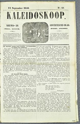 De Kaleidoskoop (1846-1851) 1850-09-14