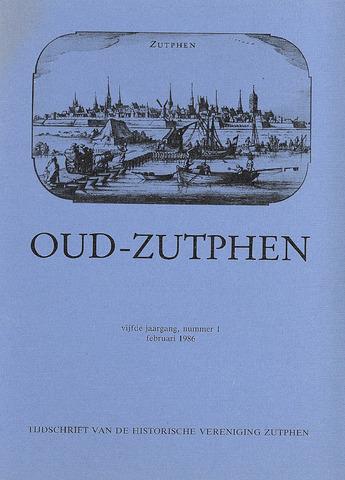 Zutphen (vanaf 1982) 1986