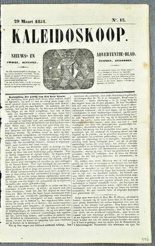 De Kaleidoskoop 1851-03-29