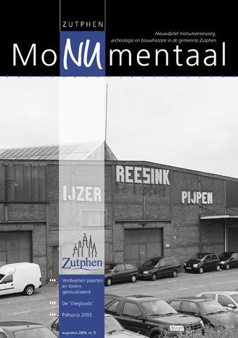 Zutphen MoNUmentaal 2004