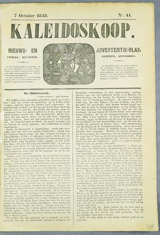 De Kaleidoskoop (1846-1851) 1848-10-07