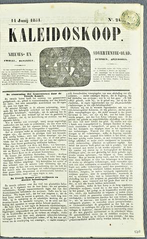 De Kaleidoskoop 1851-06-14
