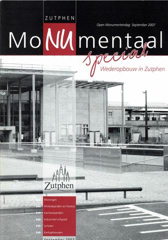 Zutphen MoNUmentaal (2000-2012) 2007-09-10