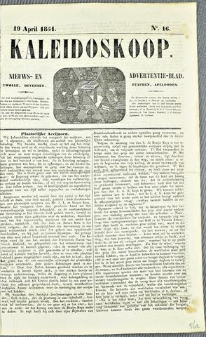 De Kaleidoskoop 1851-04-19