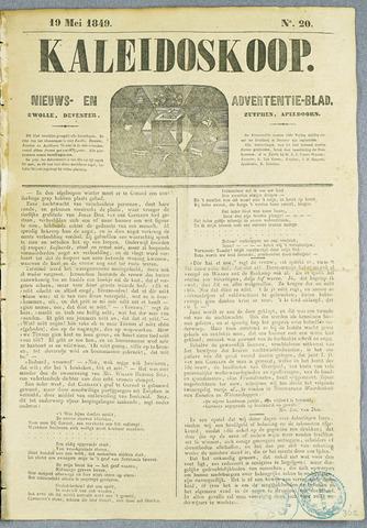 De Kaleidoskoop (1846-1851) 1849-05-19