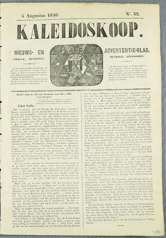 De Kaleidoskoop (1846-1851) 1848-08-05