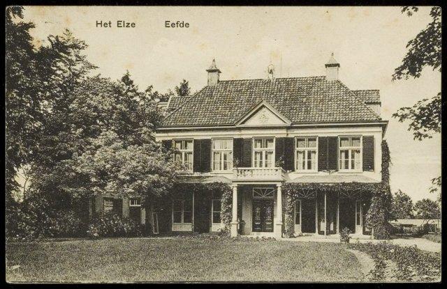 Huis 't Elze