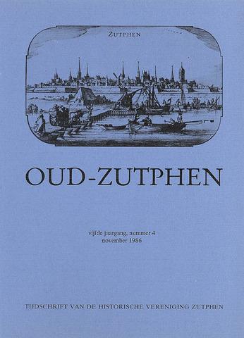 Zutphen (vanaf 1982) 1986-11-15