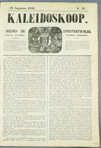 De Kaleidoskoop (1846-1851) 1848-08-12