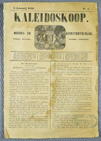 De Kaleidoskoop 1846