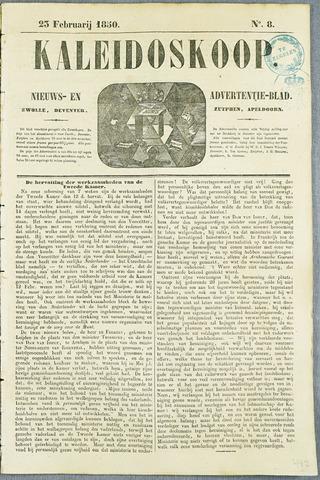 De Kaleidoskoop (1846-1851) 1850-02-23