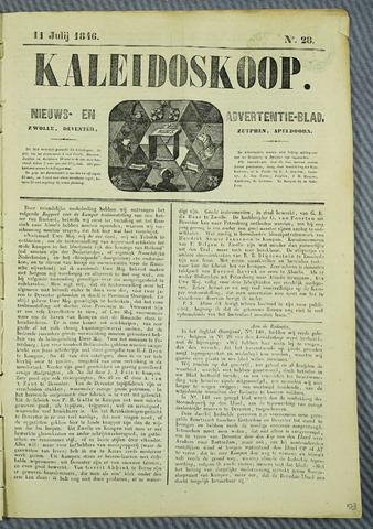 De Kaleidoskoop (1846-1851) 1846-07-11
