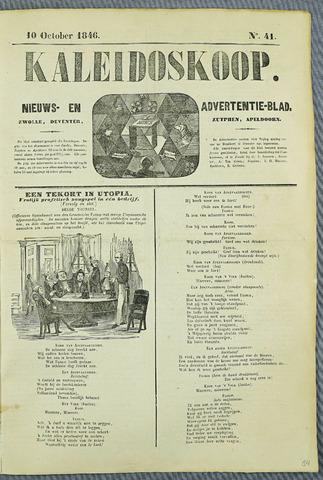 De Kaleidoskoop (1846-1851) 1846-10-10